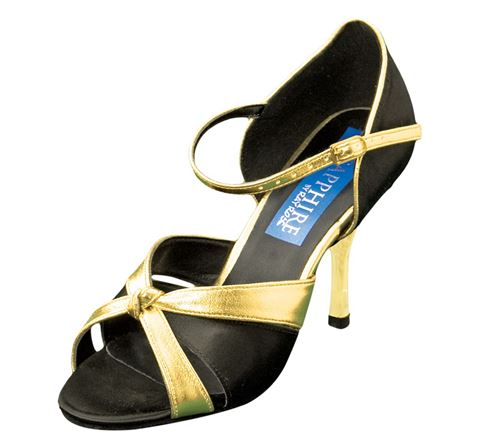 Imagen de Nightfly | Black Satin Gold | Sale