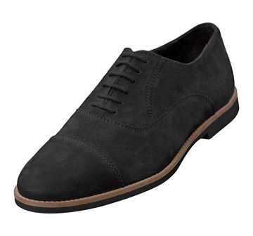 Picture of Laburnum | Black Nubuck ( Micro Sole) | Sale