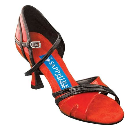 Immagine di Aurora | Red Patent & Black Patent | Sale