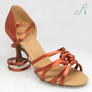 Picture of 829 Cloudburst | ULTRA-FLEX | Dark Tan Satin | Sale