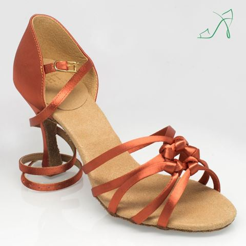 Imagen de 829 Cloudburst | ULTRA-FLEX | Dark Tan Satin | Sale