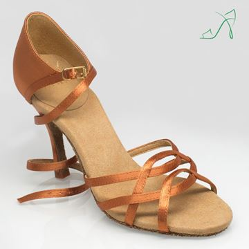 Picture of 840-S Gobi Sport | Light Tan Satin | Sale