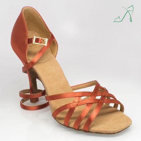 Picture of H860 Kalahari | ULTRA-FLEX | Dark Tan Satin | Sale