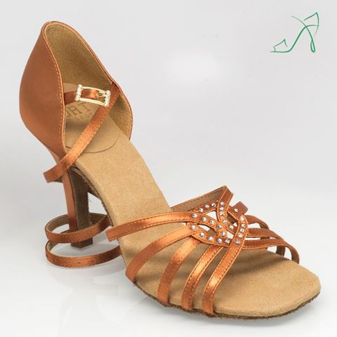 Picture of H885 Raindrop | ULTRA-FLEX | Light Tan Satin | Sale