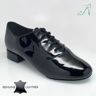 Picture of 335  Windrush | Black Patent | Standard Ballroom Dance Shoes
