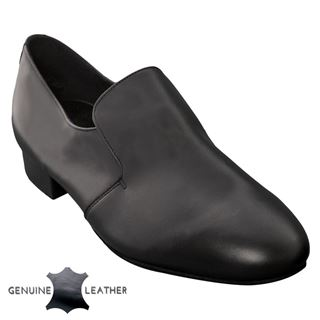 Picture of Willow | Black Leather Dance Shoe