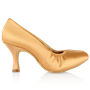 Picture of 108A Ion | Flesh Satin | Standard Ballroom Dance Shoes