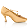 Obrazek 117A Stratus | Flesh Satin | Standard Ballroom Dance Shoes | Sale