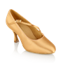 Imagen de 117A Stratus | Flesh Satin | Standard Ballroom Dance Shoes | Sale