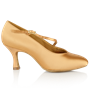Immagine di 119A Nimbus | Flesh Satin  | Standard Ballroom Dance Shoes | Sale