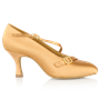 Bild von 129A Savannah | Flesh Satin | Standard Ballroom Dance Shoes | Sale