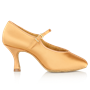 Bild von 146A Serengeti | Flesh Satin  | Standard Ballroom Dance Shoes