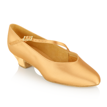 Obrazek 206 Sunset | Flesh Satin | Child's Dance Shoe