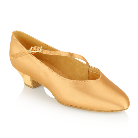 Immagine di 206 Sunset | Flesh Satin | Child's Dance Shoe