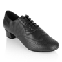 Picture of 318 Adolfo Black Leather | Salsa Dance Shoes | Sale