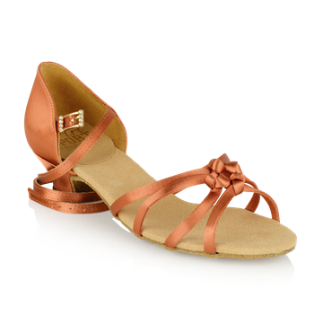 Picture of 520 Dawn | Dark Tan Satin