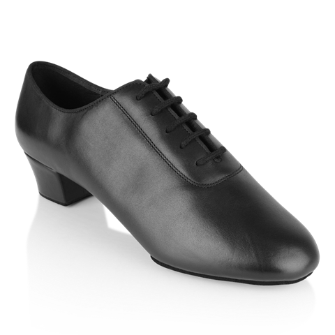 Picture of Ash | Black Leather  | Men's Latin Dance Shoe