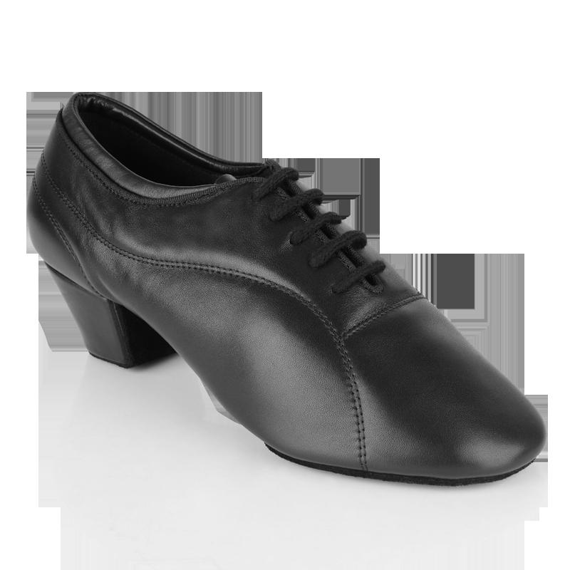0512e6900 BW111 Bryan Watson Black Leather Men s Latin Dance Shoe