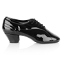 Bild von BW111 Bryan Watson | Black Patent | Latin Dance Shoes