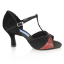 Picture of Gemini - Black Suede/Red Lustre