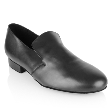 Immagine di Willow | Black Leather Dance Shoe