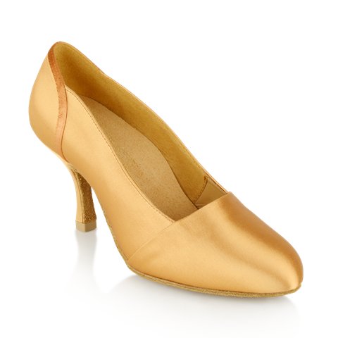 Bild von 105A Tanami | Flesh Satin | Standard Ballroom Dance Shoes | Sale