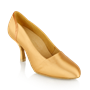 Picture of 105A Tanami | Flesh Satin - Flared Heels | Sale