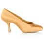 Picture of 109A Avalanche | Flesh Satin | Standard Ballroom Dance Shoes