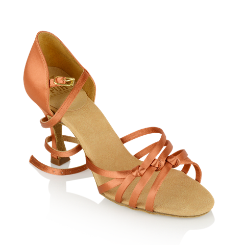 Obrazek 879 Amazon | Dark Tan Satin | Sale