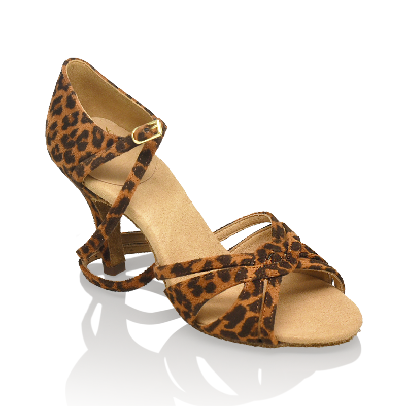 0e4605763 Picture of 884-X Aura Xtra | Leopard Print | Latin Dance Shoes | Sale
