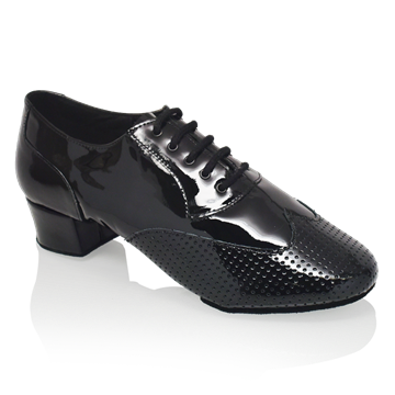Bild von 318 Adolfo Black Patent | Salsa Dance Shoes | Sale