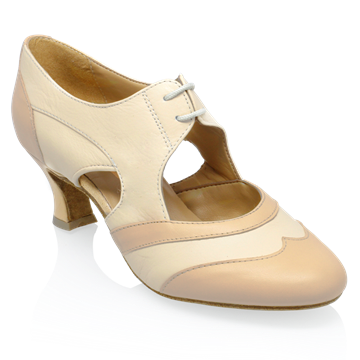 Imagen de L112 Lorna Lee | Beige/Tan Leather