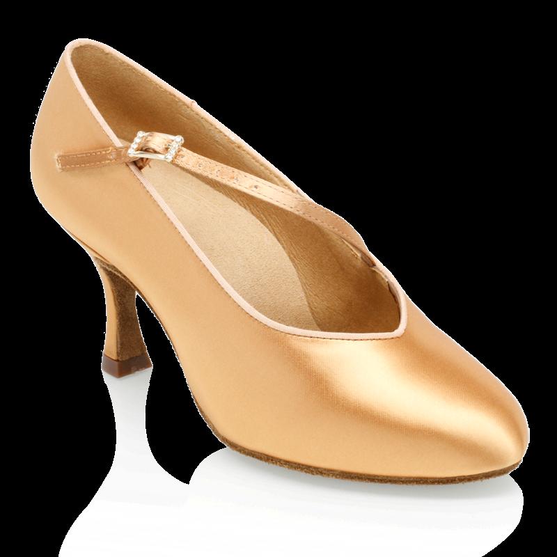 3c75ed361 Bild von 185A Sinai | Flesh Satin | Standard Ballroom Dance Shoes | Sale