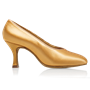 Picture of 164A Antarctic | Flesh Satin | Standard Ballroom Dance Shoes | Sale