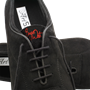 Picture of BW111 Bryan Watson | Black Nappa Suede | Latin Dance Shoes