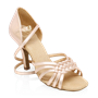 Obrazek H869-X Moonglow Xtra | Rose Gold | Ladies Latin Dance Shoes