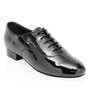 Obrazek Pine | Black Patent  | Men's Ballroom Dance Shoe