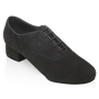 Picture of 335  Windrush | Black Nappa Suede Leather | Standard Ballroom Dance Shoes
