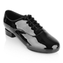 Picture of 335  Windrush | Black Patent - Pro-Glide Heel | Standard Ballroom Dance Shoes | Sale
