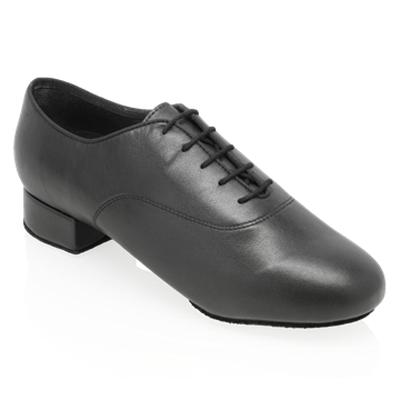 Imagen de 335 Windrush | Black Leather | Standard Ballroom Dance Shoes