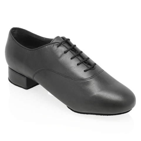 Immagine di 335 Windrush | Black Leather | Standard Ballroom Dance Shoes