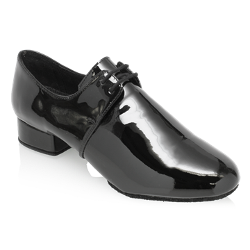 Bild von Sequoia | Black Patent | Standard Ballroom Dance Shoes | Sale