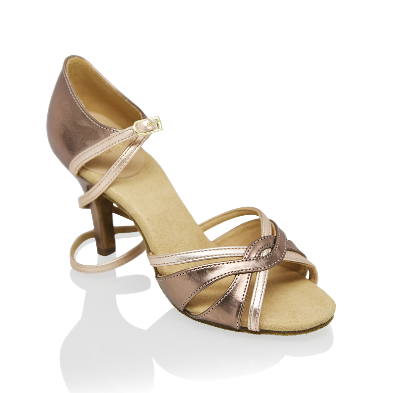Rose Gold | Latin Dance Shoes | Sale