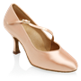 Picture of 985A Sinai | Light Flesh Satin | Standard Ballroom Dance Shoes
