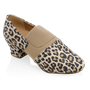 Immagine di 419 Luna | Leopard Print Leather/Elastic