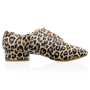 "Picture of 415 Solstice | Leopard Print Leather | 1"" Heel"