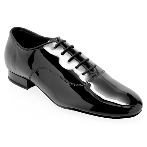 Picture of 375  Lukasz | Black Patent | Standard Ballroom Dance Shoes